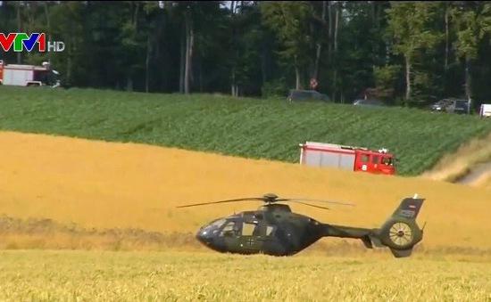 Tai nạn trực thăng quân sự tại Đức