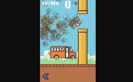 Trò chơi chiến đấu theo kiểu Flappy Bird tái xuất khiến triệu người quên ăn, quên ngủ