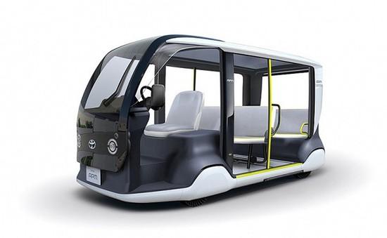 Toyota phát triển dòng xe đặc biệt phục vụ Olympic và Paralympic Tokyo 2020