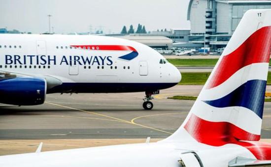 Hãng hàng không British Airways tạm ngừng bay Ai Cập