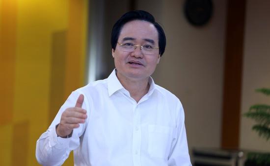 """Bộ trưởng Phùng Xuân Nhạ: """"Không thể chậm trễ hơn trong nâng cao chất lượng dạy và học tiếng Anh"""""""
