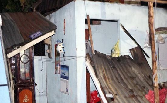 Giông lốc gây thiệt hại nặng tại Thanh Hóa