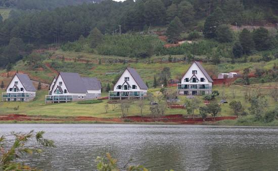 Xây dựng hệ thống xử lý nước thải khu du lịch hồ Tuyền Lâm