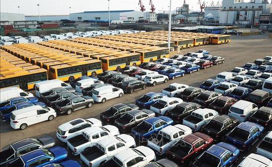 Không dễ xuất khẩu ô tô sang châu Âu