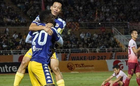 Kết quả, BXH vòng 17 Giải VĐQG Wake-up 247 V.League 1-2019: CLB Hà Nội rút ngắn khoảng cách với CLB TP Hồ Chí Minh
