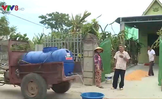 Quảng Bình: Hạn hán kéo theo nhiều hệ lụy