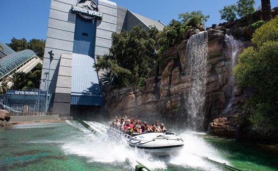 """Universal Studios Hollywood ra mắt công viên """"Thế giới khủng long"""""""