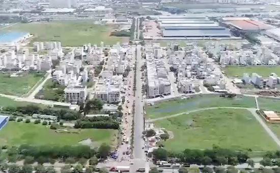 Điểm nghẽn kết nối hạ tầng giao thông giữa Long An và TP.HCM