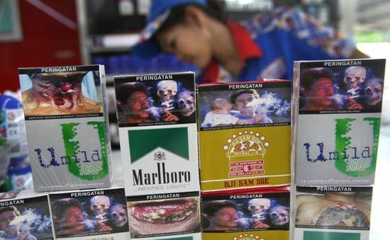 Indonesia đẩy mạnh cấm quảng cáo thuốc lá trực tuyến