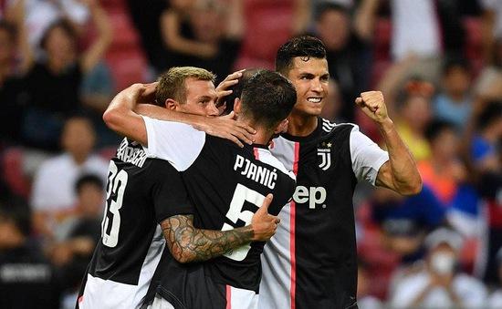 Quỹ lương Juventus phình to nhất Serie A