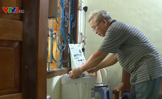Hiệu quả từ việc thả muỗi phòng sốt xuất huyết ở Khánh Hòa