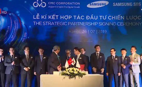 Bắt tay với ông lớn - chiến lược đưa công nghệ Việt ra toàn cầu