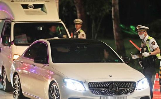 Hàn Quốc: Tai nạn giao thông giảm nhờ siết chặt quy định về nồng độ cồn