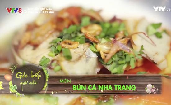 Đến Nha Trang, đừng bỏ qua hương vị bún cá
