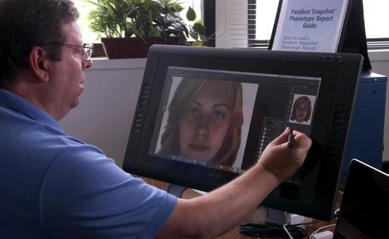 Áp dụng công nghệ nhận dạng bắt tội phạm