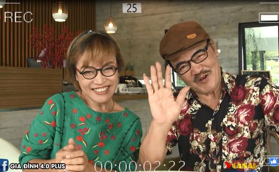 Ông Đạt, Mama Chê, bà Xuân tá hỏa bỏ trốn khỏi nhà hàng sau khi quay clip livestream trên facebook