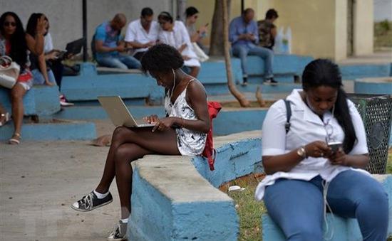 Cuba cung cấp dịch vụ Wi-Fi tại nhà riêng