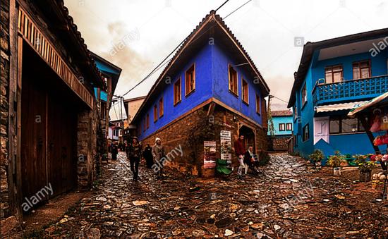 Ý thức bảo tồn di sản của người dân Thổ Nhĩ Kỳ