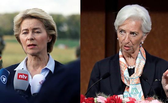 Chân dung 2 phụ nữ được đề cử vào vị trí chủ chốt của EU