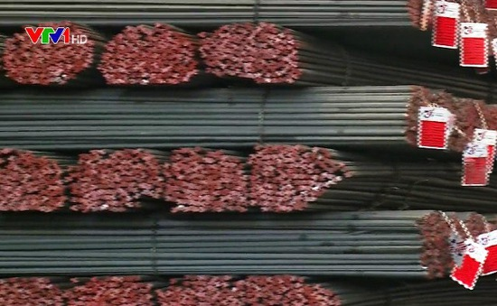 Thép Việt tiếp tục dẫn đầu thị phần xuất khẩu