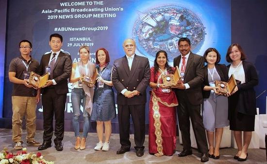 VTV nhận giải thưởng Asiavision của ABU