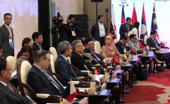 Việt Nam đề nghị ASEAN tập trung thúc đẩy hợp tác trong lĩnh vực an ninh, an toàn hạt nhân
