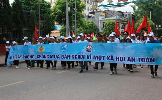 2.600 người Việt là nạn nhân trong các vụ buôn bán người trong 4 năm qua