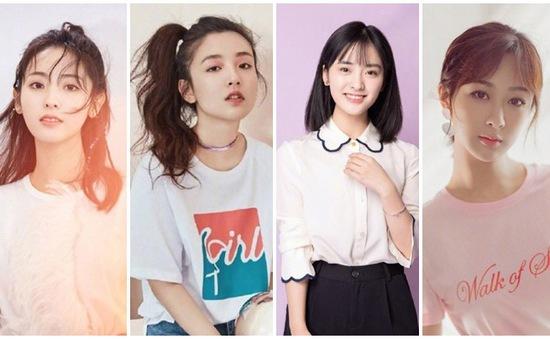 """4 nữ chính """"kẹo ngọt"""" trên màn ảnh Hoa ngữ, bạn mê ai?"""