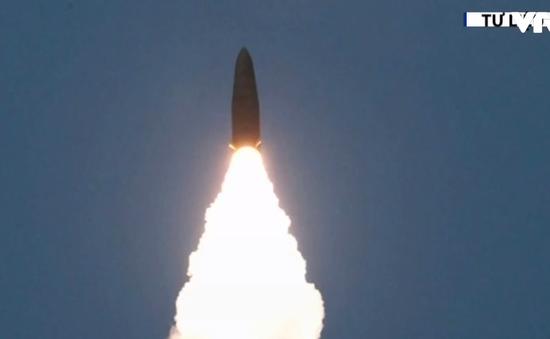 Nhật Bản, Hàn Quốc phản đối hành động phóng tên lửa của Triều Tiên