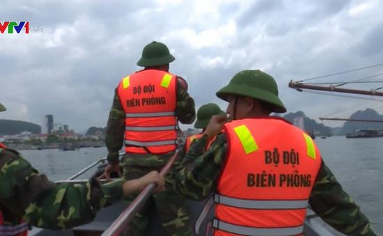 Quảng Ninh dừng cấp phép tàu ra biển do bão số 2