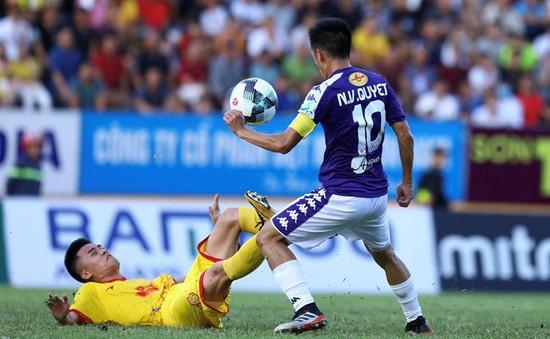 VIDEO Highlights: DNH Nam Định 3-4 CLB Hà Nội (Tứ kết Cúp Quốc gia Bamboo Airways 2019)