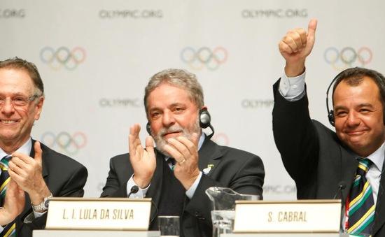 Cựu Thống đốc Rio de Janeiro thừa nhận hối lộ để đăng cai Olympic 2016