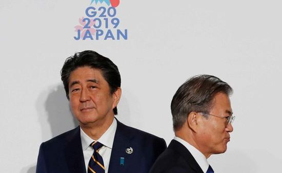 """Căng thẳng ngoại giao Hàn Quốc - Nhật Bản chuyển sang """"mặt trận"""" kinh tế"""