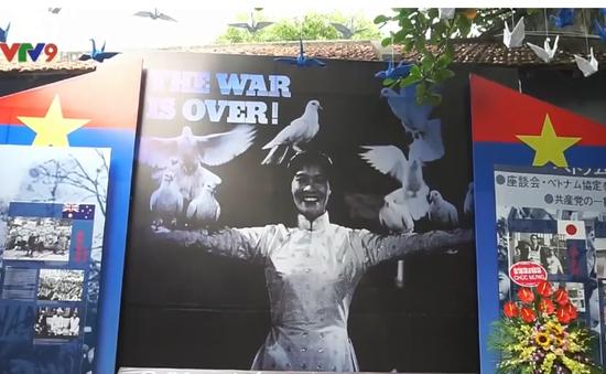 """Sống lại một thời quá khứ cùng """"Nhật ký hòa bình"""" tại Hà Nội"""