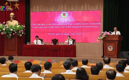 Kiểm toán Nhà nước kiến nghị xử lý tài chính 92.000 tỷ đồng