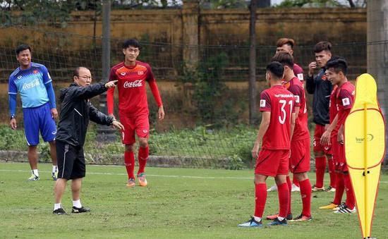 HLV Park Hang-seo triệu tập 18 cầu thủ U23 Việt Nam cho đợt tập trung ngắn hạn tháng 7/2019