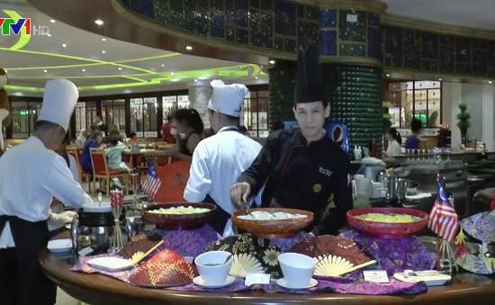Lễ hội ẩm thực và sản phẩm Malaysia tại TP.HCM