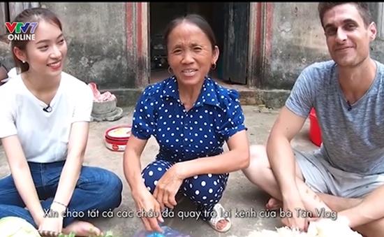 Follow us cùng bà Tân Vlog làm đĩa mỳ siêu to khổng lồ