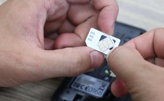 Dùng SIM rác, SIM không chính chủ có thể bị phạt 500.000 đồng