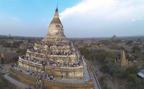 Bagan (Myanmar) được công nhận là Di sản thế giới