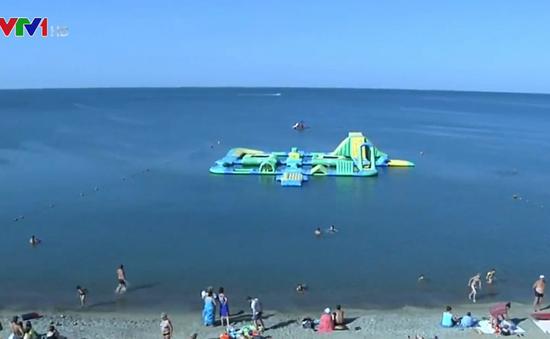 Lật thuyền ở Biển Đen, 2 người thiệt mạng