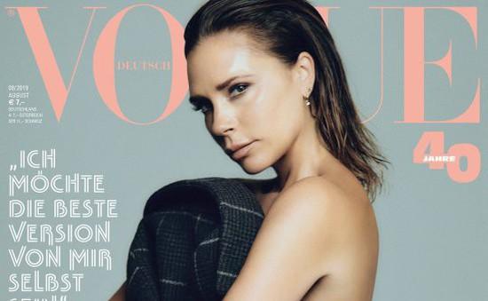 Victoria Beckham: Cần rất nhiều dũng cảm để từ chối tái hợp với Spice Girls