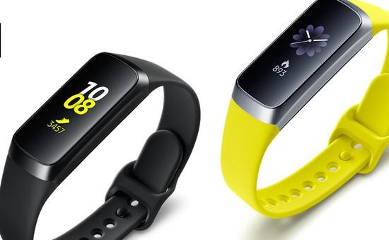 Vòng tay thông minh Galaxy Fit cập nhật phím ảo mới