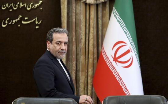 Iran nêu điều kiện để Mỹ tham gia các cuộc họp của P4+1