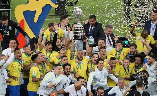 Kỳ Copa America khó quên của Gabriel Jesus