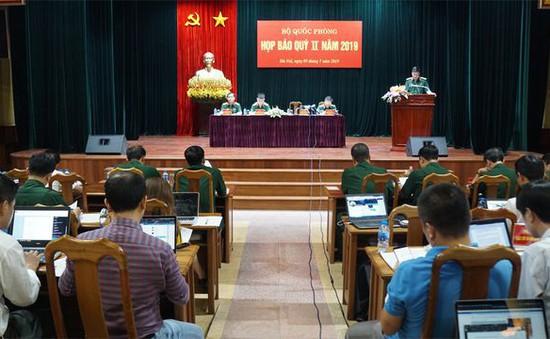 Bộ Quốc phòng đang làm các thủ tục kỷ luật nguyên Thứ trưởng Nguyễn Văn Hiến