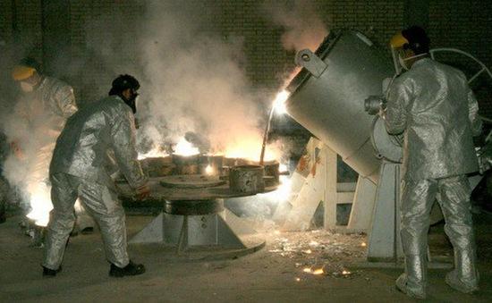 Iran xác nhận cấp độ làm giàu urani vượt 4,5%