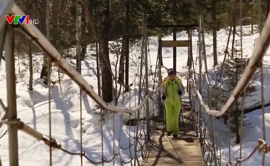Belokurikha - Khu nghỉ dưỡng, chữa bệnh ở Siberia, LB Nga
