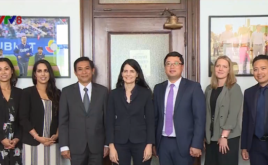 Thúc đẩy hợp tác Việt Nam - Los Angeles, Mỹ