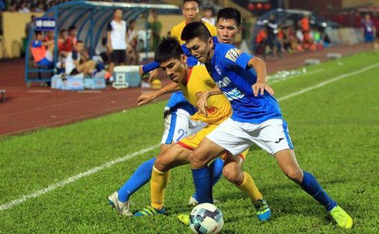 Than Quảng Ninh 0-0 DNH Nam Định: Chia điểm nhạt nhoà trên sân Cửa Ông